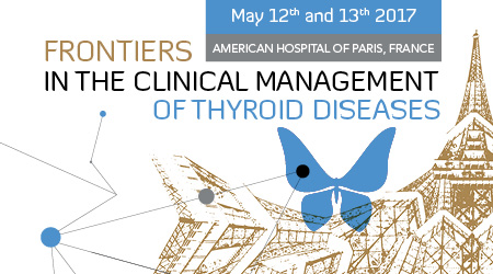 FRONTIERS IN THE CLINICAL MANAGEMENT OF THYROID DISEASES
